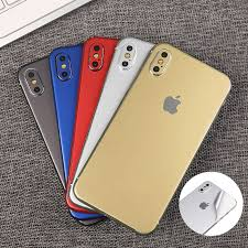 Slim Film Wrap Decal Case Sticker Back Cover For Iphone 11 Pro Max Xs 6 7 8 Plus Ebay