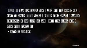 top quotes sayings about fake smiles depression