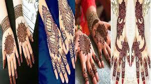party wear kashees mehndi design 2019 simple