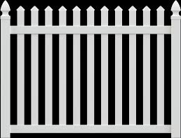 Gothic Vector Fence Picket Fence Transparent Cartoon Jing Fm