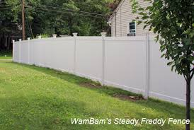 Vinyl Fence Installation Made Easy Wambam Fence
