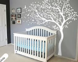 Tree Wall Decal And Monogram Decal Wall Mural By Studioquee