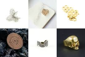 top four 3d printing materials for