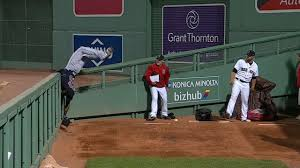 Austin Jackson Flips Over The Wall To Rob A Homer Youtube