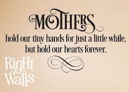 A Mother S Love Quote Family Nursery Wall Decals Vinyl Art Stickers
