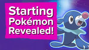 Pokémon Sun and Moon Rowlet, Litten, Popplio starters - what ...