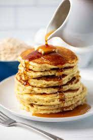 easy oatmeal pancakes