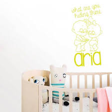 What Are You Custom Name Wall Decal Vinyl Sticker Nursery For Home Decor Krafmatics