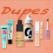top 6 dupes for high end
