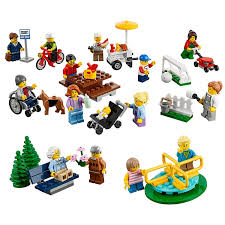 Fun in the park - City People Pack 60134   City