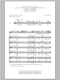 "Abbie Betinis ""Cedit, Hyems (Be Gone, Winter!)"" Sheet Music PDF ..."