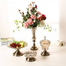 best ing tall clear glass vase