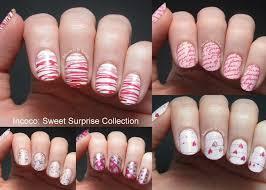incoco nail polish appliqués sweet