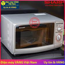 Lò vi sóng Thái Lan Sharp R-21A1(S)VN 22 lít