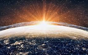 تحميل خلفيات الشبكة العالمية مدار الأرض شبكة المفاهيم الشبكات