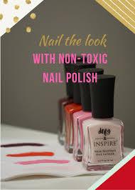 non toxic nail polish target