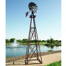 backyard windmills decorative