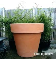 plastic pots extra large rota moulded