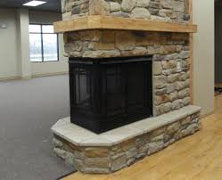 waukee fireplace stone patio
