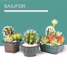 mini artificial miniature plants