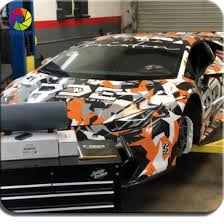 China Tsautop 1 52 30m Auto Protect Camo Vinyl Stickers Race Car Decals China Vinyl Stickers For Cars Water Proof Material Car Wrap Vinyl