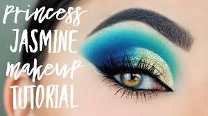 princess jasmine makeup tutorial you