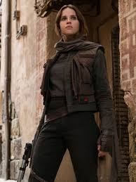 Felicity Jones Star Wars Rogue One Vest ...