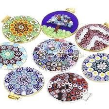 murano glass plates bormioli rocco