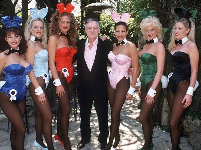 Image result for A Playboy Bunny""