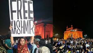 Aalok Pradhan - Remember this Sanjay?? How your 'Maha AFZAL Aghadi' gave  free hands to Anti-Nationals at The Gateway of India, Mumbai. Kangana  Ranaut has not said anything wrong in the true
