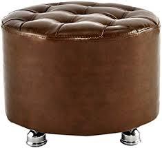 lzy hocker small leather stool