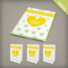 small seed paper card gift pack