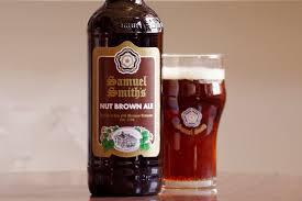 Samuel Smith Nut Brown Ale | Food Loves Beer