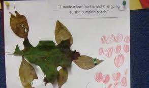 kindergarten leaf man lesson plan jmu