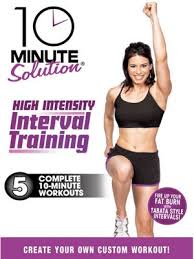 new hiit dvd fires up fat burn in 10