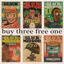 black mirror bbc season poster