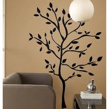 Tree Branches Peel And Stick Wall Decals Walmart Com Walmart Com