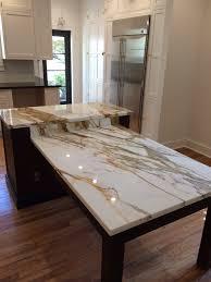 kitchen tops calacatta gold marble