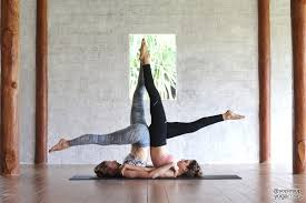 50 partner yoga poses for friends or