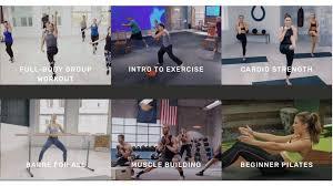 best workout subscription apps