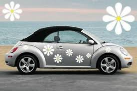 30 Large Daisy Flower Car Graphics Decals Stickers Car Graphics Decals Car Graphics Flower Car