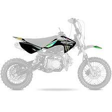 Monster Crf50 Decorative Sticker Set For Buy Online In Mali At Desertcart