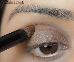 valentines day makeup for brown eyes