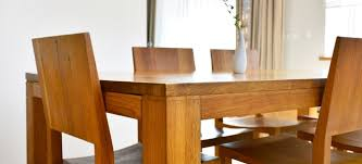 finish a wood table with wood wax