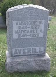 "Margaret Adeline ""Addie"" George Averill (1849-1928) - Find A Grave Memorial"