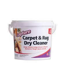 capture carpet rug deep cleaning
