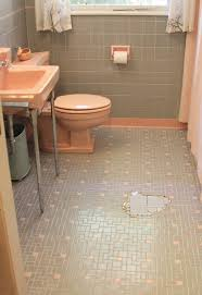 tile to fill in the gap in her pink
