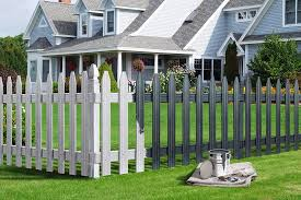 Primed Fence Panel Kits Fence Panels Outdoor Essentials Picket Fence Panels