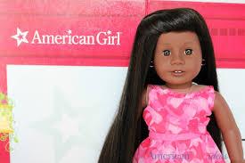 american dolls hair