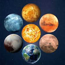 Planets Galaxy Space Window View 3d Effect Wall Sticker Art Decal Mural 817